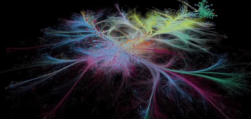La rete della scienza in Nature